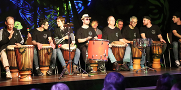 "Trommelgruppe ""All Inclusive"""